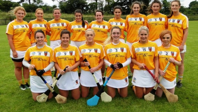 Antrim's Season ends in defeat