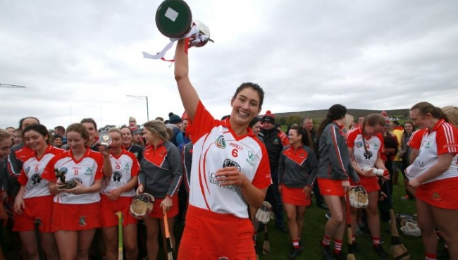 Loughgiel complete 5 senior titles  in a row