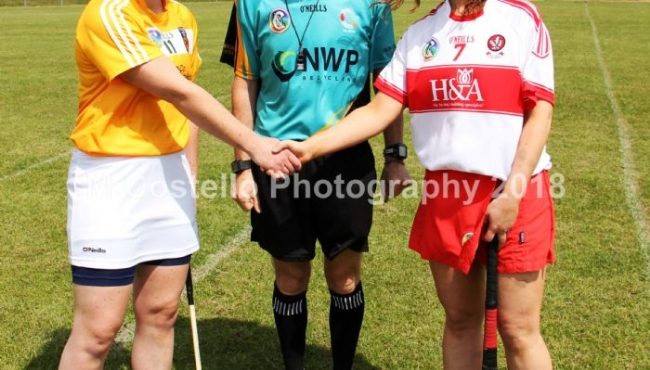 Ulster Senior semi final report