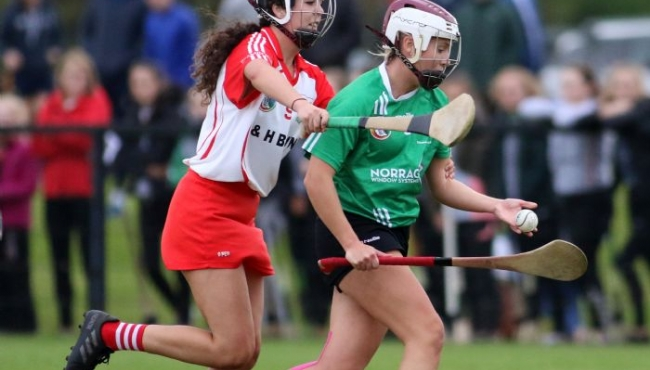 Loughgiel retain Intermedaite crown